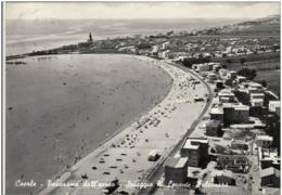 AK - CAORLE - Fliegeraufnahme - Spiaggia Di Levante Falconera 1963 - Italia