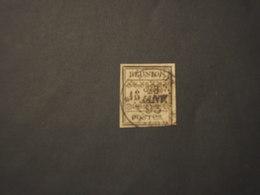 REUNION - TASSE 1889 CIFRA 15 C. - TIMBRATO/USED - Réunion (1852-1975)