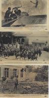 FRANCE - 3 Cartes Guerre 1914-1918 - Guerre 1914-18