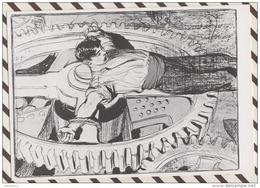 3AD1007 3E SERIE BONNES FEUILLES L'ENGRENAGE KUPLA LES TEMPS NOUVEAUX 1906 2 SCANS - Autres Illustrateurs