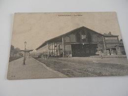SOMME - LONGUEAU - Gare - Longueau