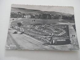 SOMME - MERS LES BAINS - N°5321 - Golf Miniature - Circulé 1957 - Flamme LE TREPORT - Marianne 15F - Mers Les Bains
