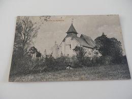 SOMME - NAMPTY - Eglise - Circulé 1913 - Autres Communes