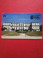 Museum Nacional / Ufrj Quinta Da Boa Vista, Rio De Janeiro 20 Units - Ontwikkeling