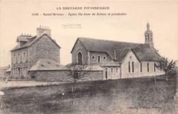 22 - SAINT-BRIEUC - Eglise Ste-Anne De Robien Et Presbytère - Saint-Brieuc