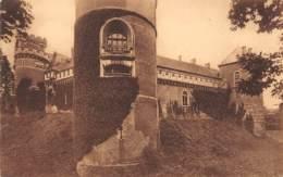Château De GAESBEEK Lez Bruxelles - Vue Générale De L'aile Gauche - Lennik