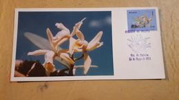 Bolivie Premier Jour D'émission Des Orchidées 1973 - Orchidées