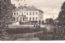 Rittergut BELLIN Bei Zehna Nahe Güstrow Schloß Eingang Mit Freitreppe Parkseite TOP-Erhaltung Ungelaufen - Güstrow