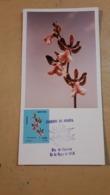 Bolivie Premier Jour D'émission Des Orchidées 1974 - Orchidées