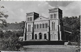 Bangui - A.E.F. - La Cathédrale Notre Dame - Central African Republic
