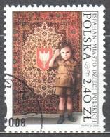 Poland  2008 - Isfahan - Polish Childrens City - Mi.4364 - Used - Usati