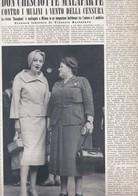 (pagine-pages)MARLENE DIETRICH   Oggi1955/30. - Libri, Riviste, Fumetti