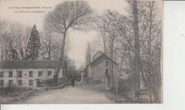 86 DOMINE PAR NAINTRE  -  Le Pont Et La Coutellerie  - - Andere Gemeenten