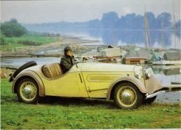 DKW F5 Luxus Sport  (1936)     -  15x10cms PHOTO - PKW