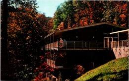 Kentucky Slade Hemlock Lodge Natural Bridge State Park - Etats-Unis