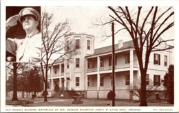 Arkansas Little Rock Old Arsenal Building Birthplace Of General Douglas MacArthur - Little Rock
