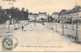 23     Gueret     Place Bonnyaud - Guéret