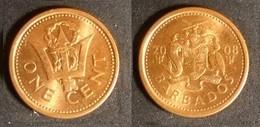 Barbados - 1 Cent 2008 Used (ba014) - Barbades