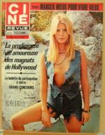 CINE REVUE N°42/1973, Voir Description - Cinema