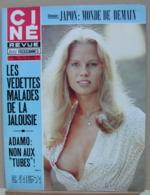 CINE REVUE N°45/1973, Adamo, Lollobrigida, Jean Rochefort, Voir Description - Cinema
