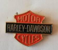 Pin's - HARLEY-DAVIDSON - Logo  ( Moto ) - Motorfietsen