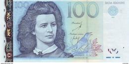 ESTONIA P. 88 100 K 2007 UNC - Estland