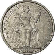 Monnaie, Nouvelle-Calédonie, 2 Francs, 1982, Paris, TTB, Aluminium, KM:14 - New Caledonia