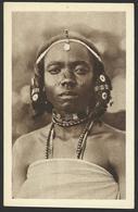 AFRICA ERITREA ETHIOPIA TIPO BARIA Postcard (see Sales Conditions) 01812 - Eritrea