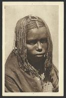 AFRICA ERITREA ETHIOPIA DONNA CUNAMA Postcard (see Sales Conditions) 01813 - Eritrea