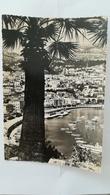 CPSM CIRCULEE EN 1958 - MONACO LE PORT ET LA CONDAMINE - Hafen