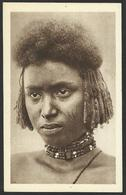 AFRICA ERITREA ETHIOPIA TIPO BARIA Postcard (see Sales Conditions) 01814 - Eritrea