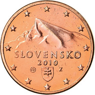 Slovaquie, 5 Euro Cent, 2010, BU, FDC, Copper Plated Steel, KM:97 - Slovaquie