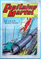 CAPITAINE MARVEL N° 61 - Juillet 1950 : Le Voleur D'électron (Périodiques Et Editions Illustrées) - Livres, BD, Revues