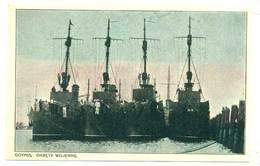 Gdynia Okręty Wojenne Ok 1930 R - Polonia