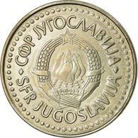 Monnaie, Yougoslavie, 100 Dinara, 1987, TTB, Copper-Nickel-Zinc, KM:114 - Joegoslavië
