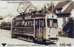 Finland Phonecard Turku D380A - Finlande