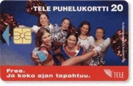 Finland Phonecard TELE S43 - Finlande