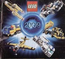 Catalogue LEGO 2009  - Enespagnol Et Portugaise - Catalogi