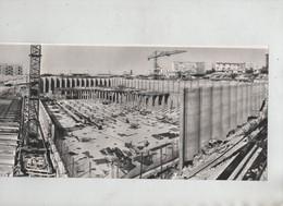 Paris  Réservoir Des Lilas En Construction 1968 - Vieux Papiers