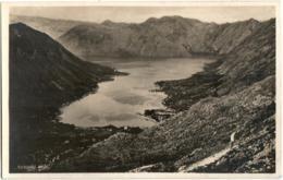 51zps  341 A/K - KOTORSKI ZALIV - Montenegro