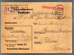 32037 - Du STALAG VI J De FICHTENHEIM KREFELD - Guerre De 1939-45