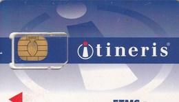 GSM  ITINERIS  ..FTMS FRANCE..  AVEC PUCE - Nachladekarten (Handy/SIM)