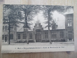 Mol Rijksweldadidheidschool Not Used Perfect - Mol
