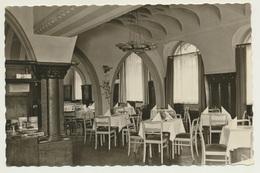 AK  Schwarzenberg HOG Wismut Hotel Haus Der Einheit Restaurant - Schwarzenberg (Erzgeb.)