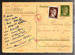 32053 - D'un S.T.O. à NÜRNBERG - Postmark Collection (Covers)