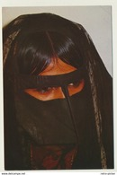 AK  Verschleierte Frau Dubai The Mask - Dubai