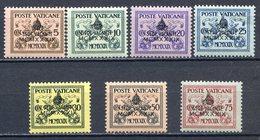 VATICANO 1939- SEDE VACANTE S.14  MNH** - Nuevos