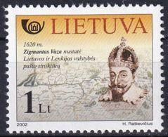 LITAUEN 2002 Mi-Nr. 803 ** MNH - Lituanie