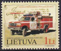 LITAUEN 2002 Mi-Nr. 793 ** MNH - Lituanie