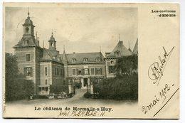 CPA - Carte Postale - Belgique - Le Château De Hermalle Sous Huy - 1902 (I12471) - Engis